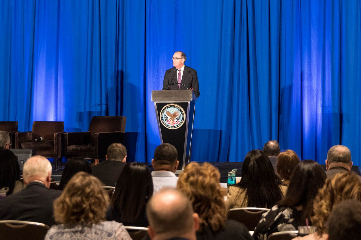 VA Financial Management Business Transformation Initiative Keynote
