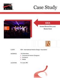 REEL IMPACT Case Study IDEA Awards Show
