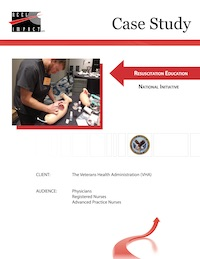 REEL IMPACT Case Study VA Resuscitation Education